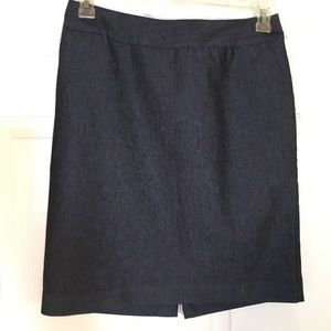 Merona Pencil Skirt, Stretch, Lined